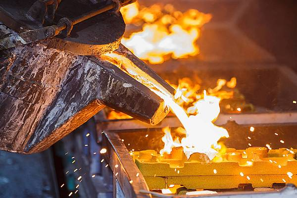 Metal Casting & Foundry